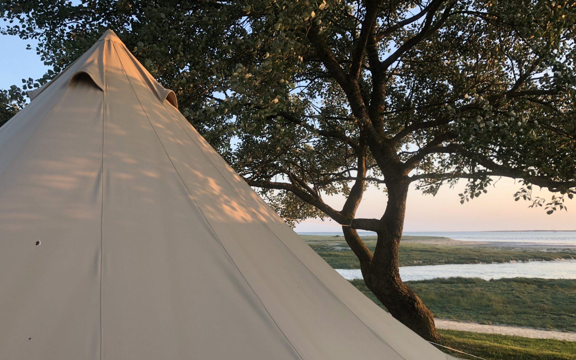 Camping du Havre de Regneville
